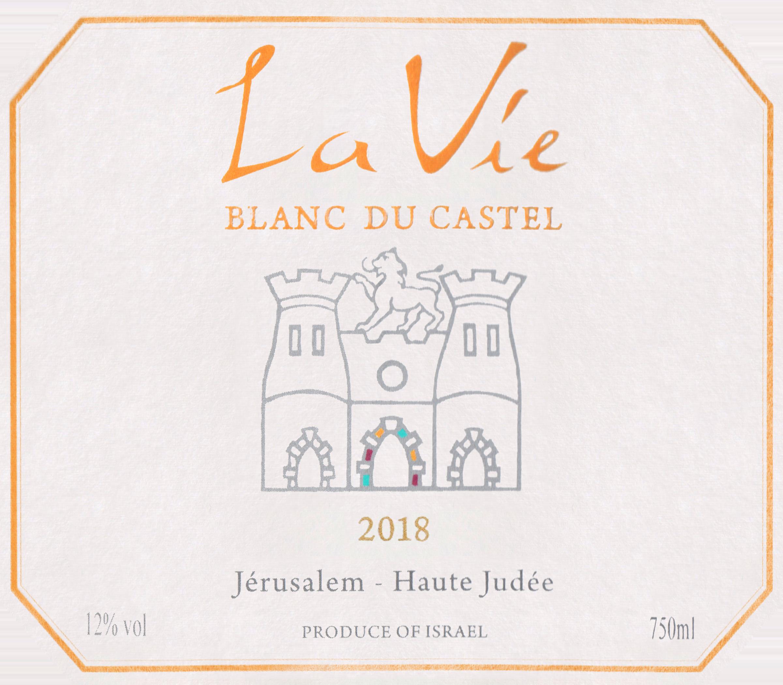 Domaine Du Castel La Vie Blanc 2018