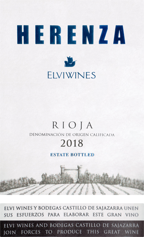 Elvi Herenza Rioja 2018