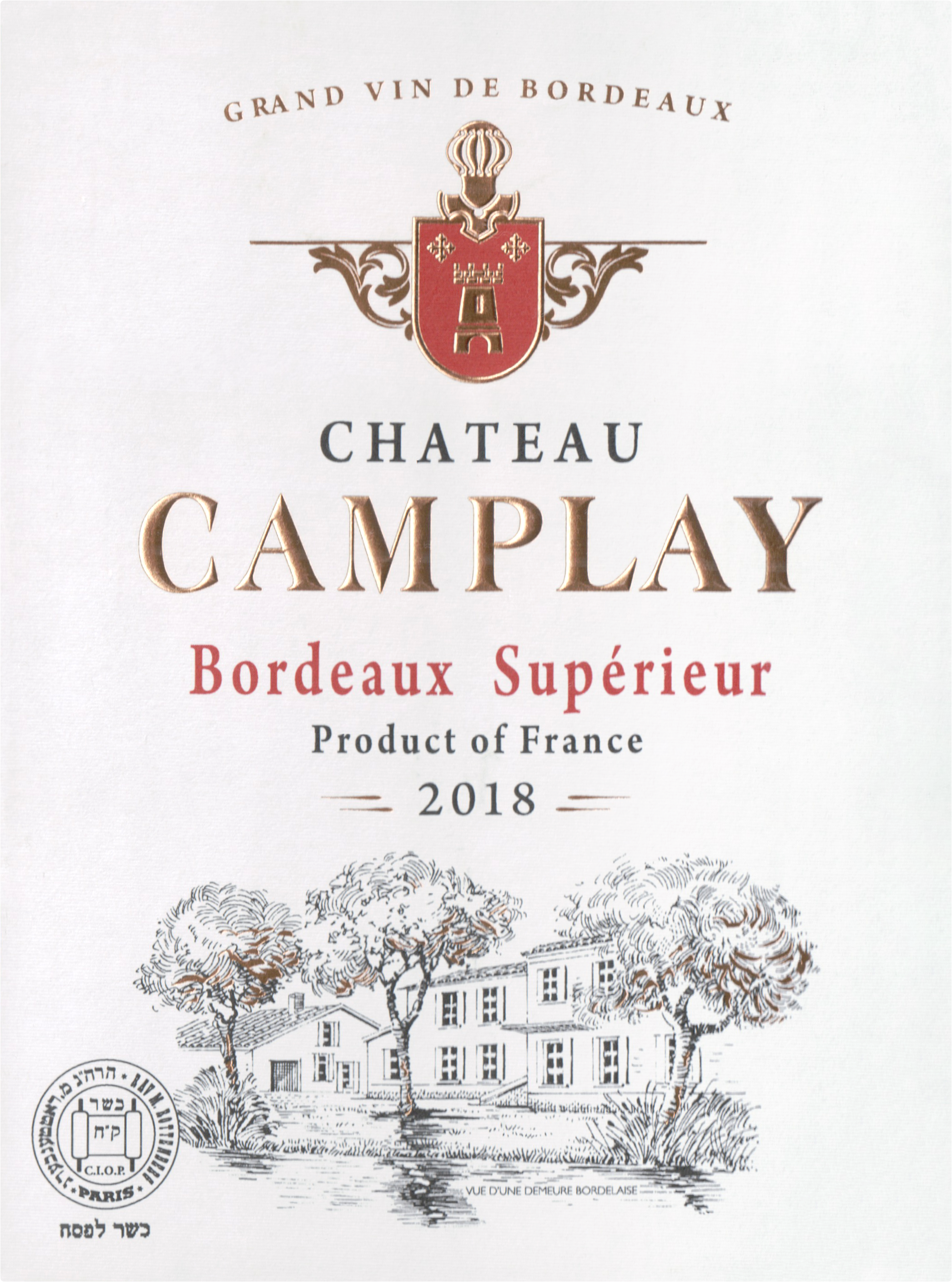 Chateau Camplay 2018