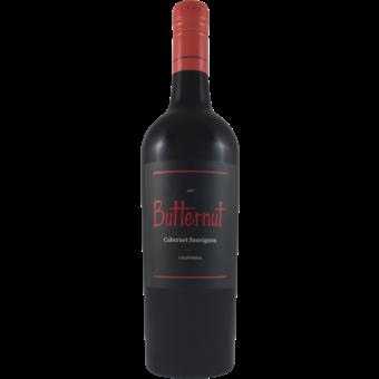 Bottle shot for 2017 Butternut Cabernet Sauvignon