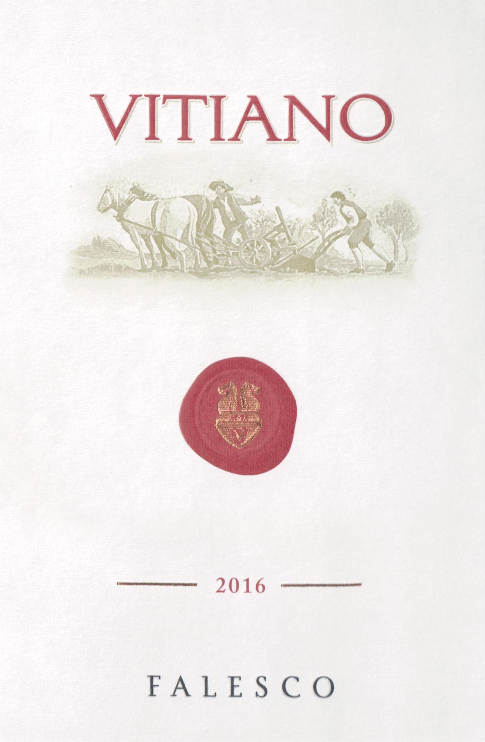 Falesco Vitiano 2016