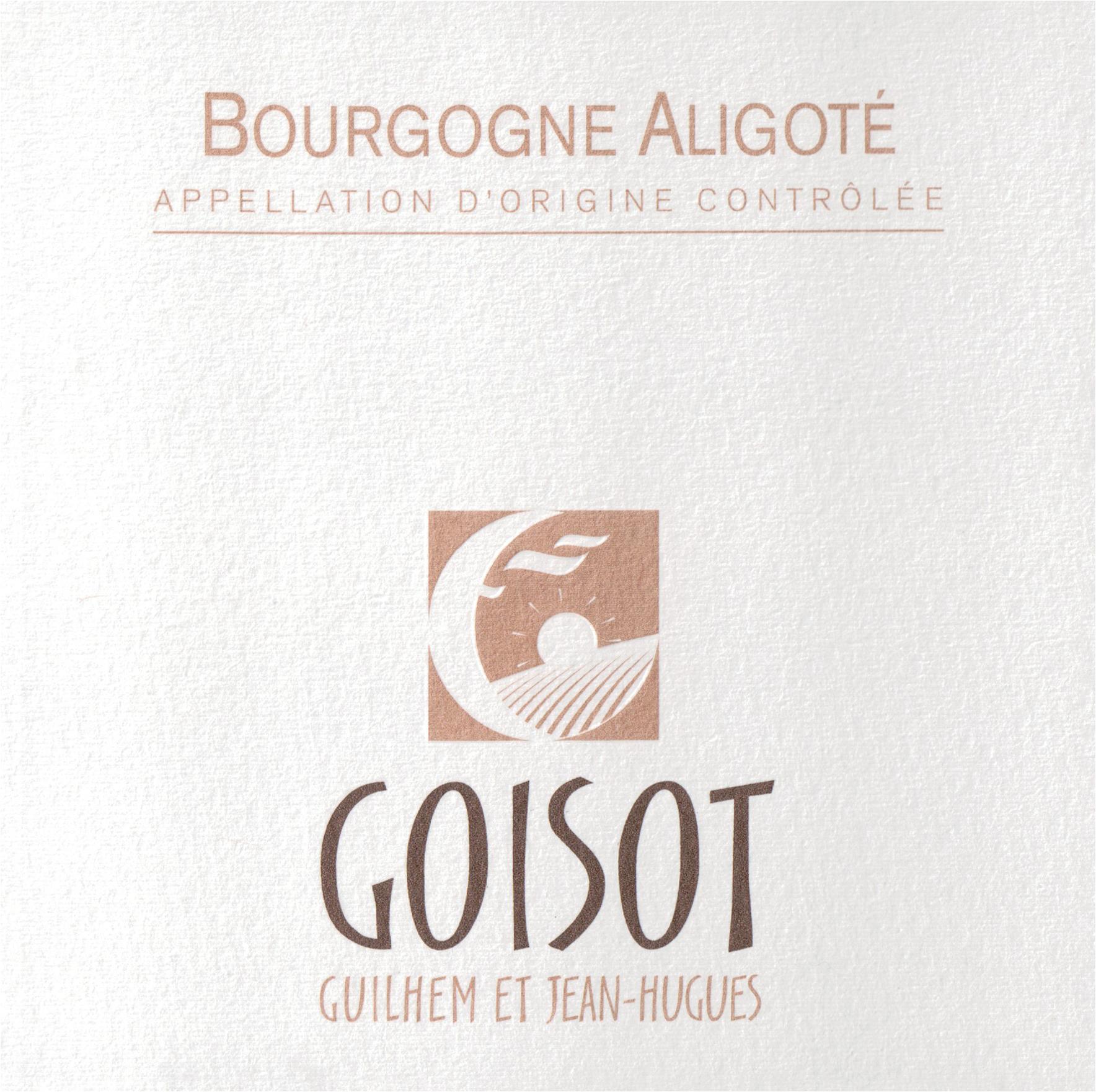 Goisot Bourgogne Aligote 2018