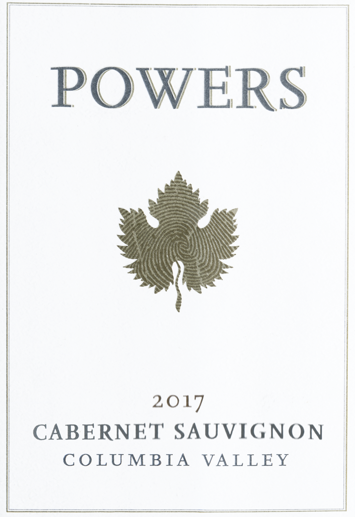 Powers Cabernet Sauvignon 2017