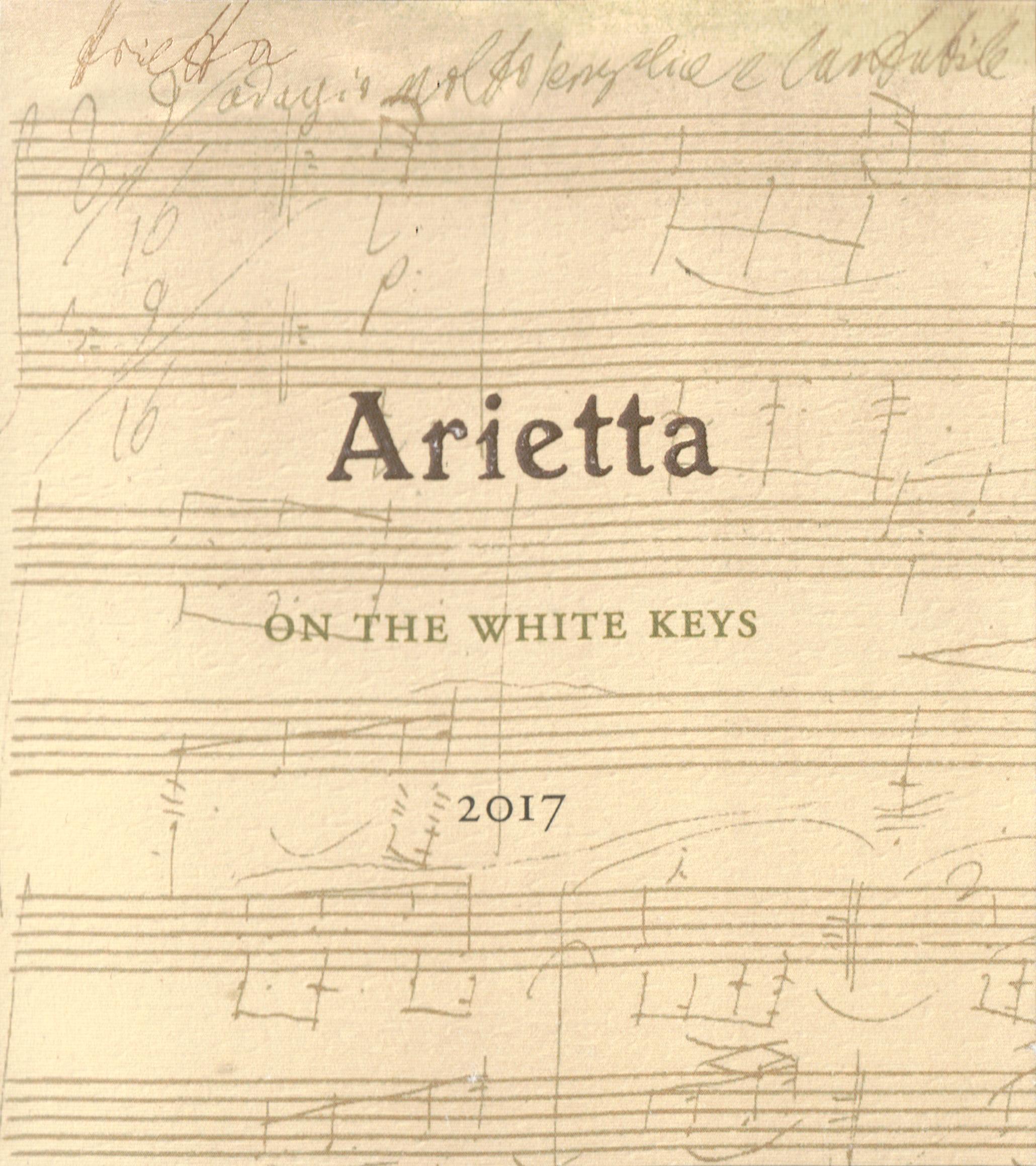 Arietta On The White Keys 2017