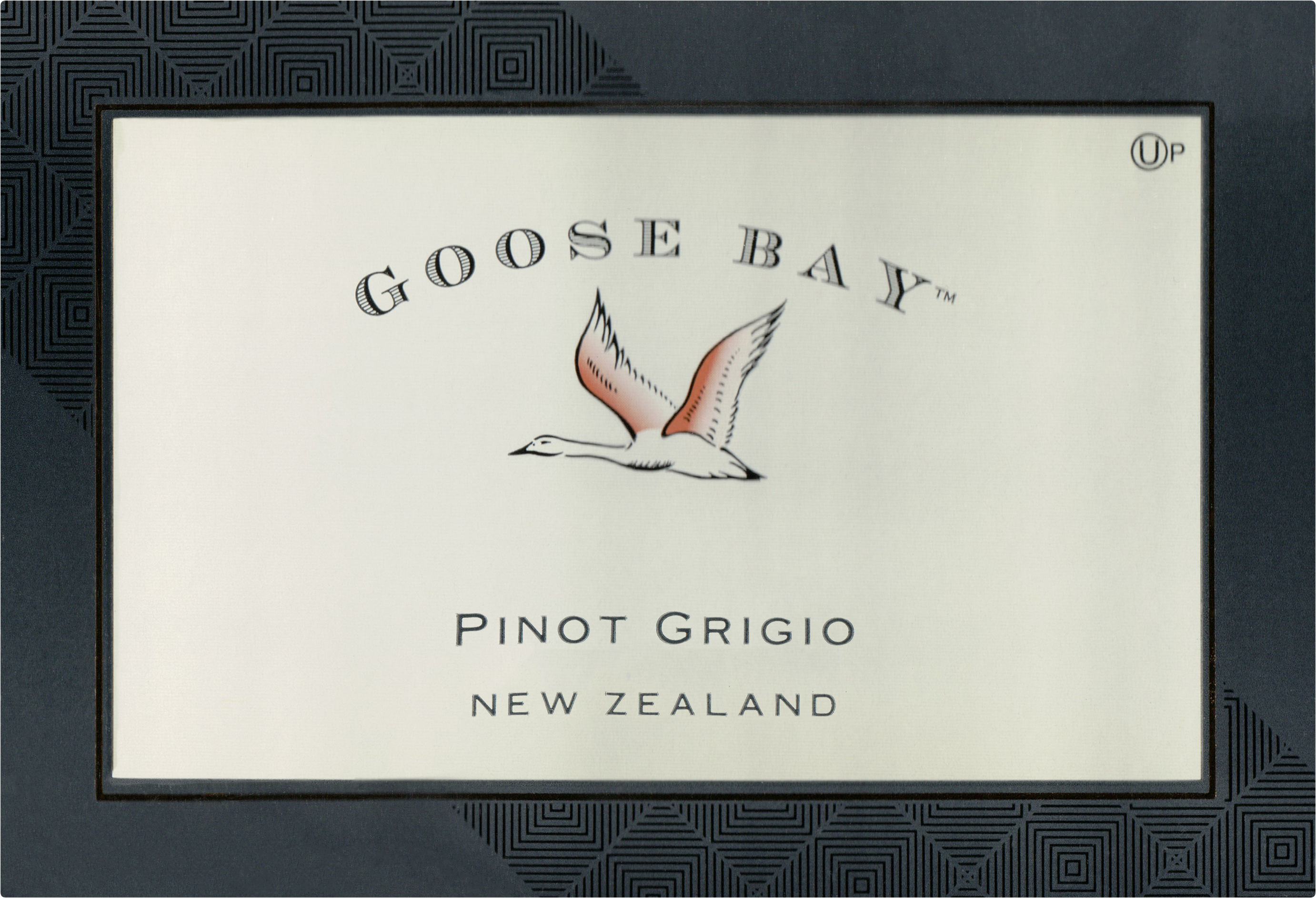 Goose Bay Pinot Grigio 2019