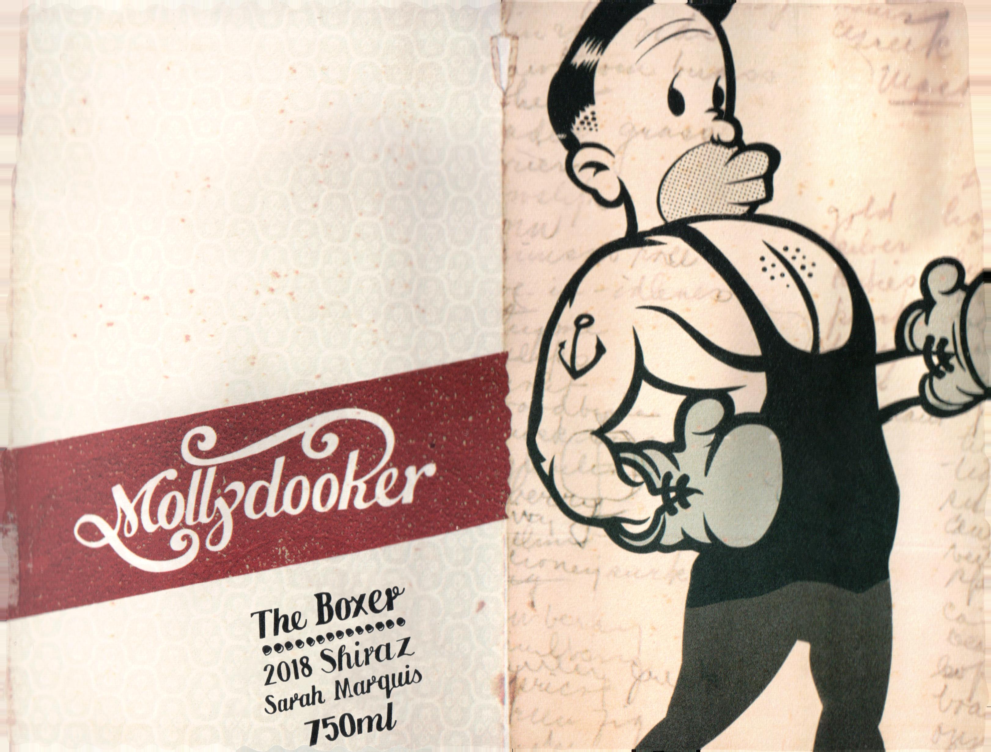 Mollydooker The Boxer Shiraz Mclaren Vale 2018