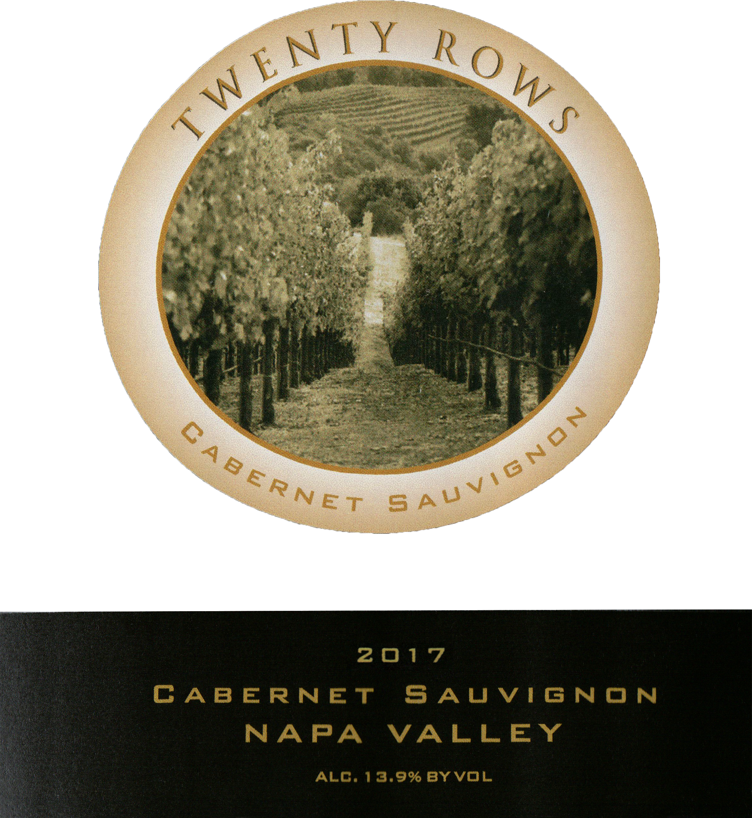 Twenty Rows Cabernet Sauvignon 2017