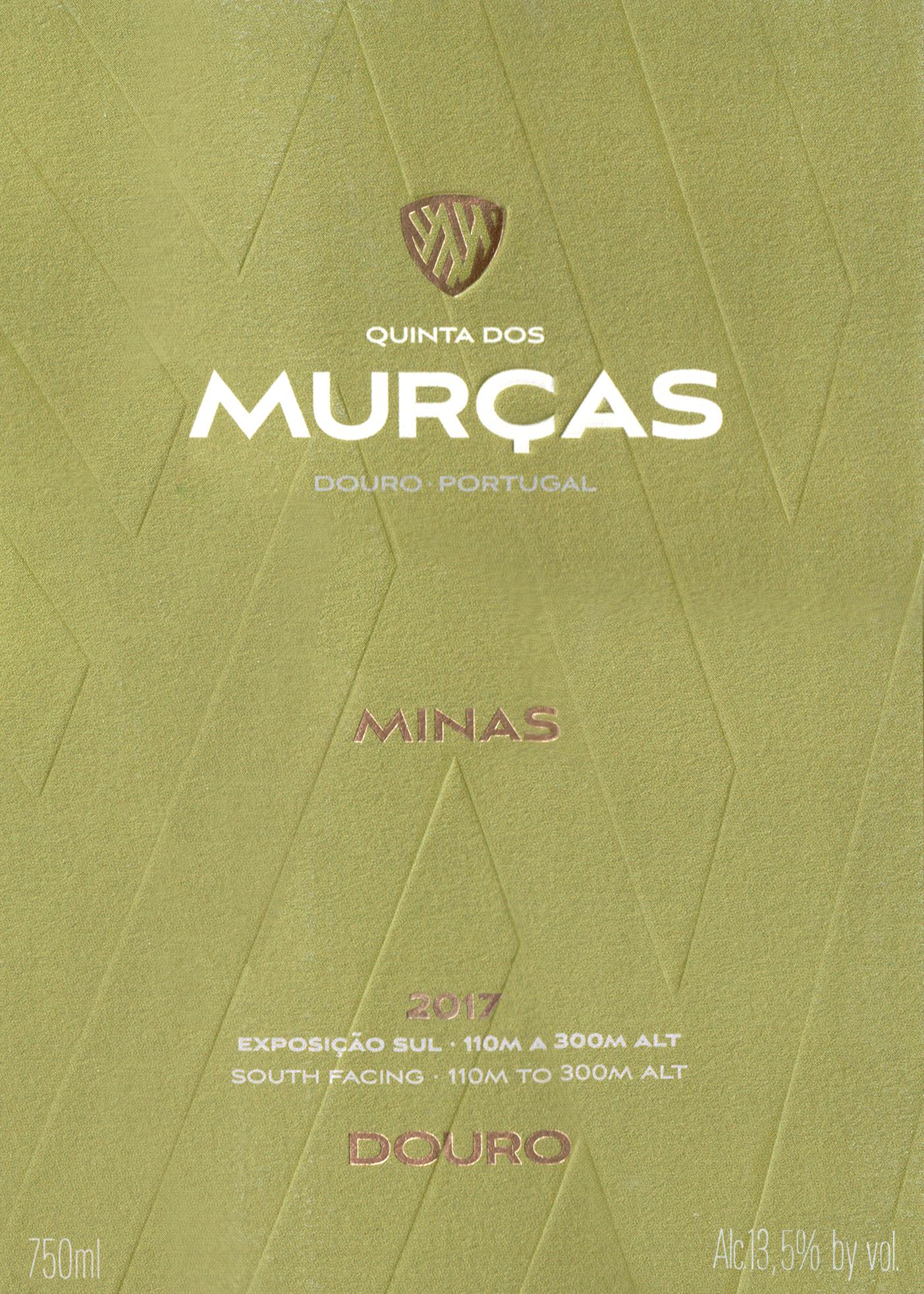 Esporao Quinta Dos Murcas Minas 2017