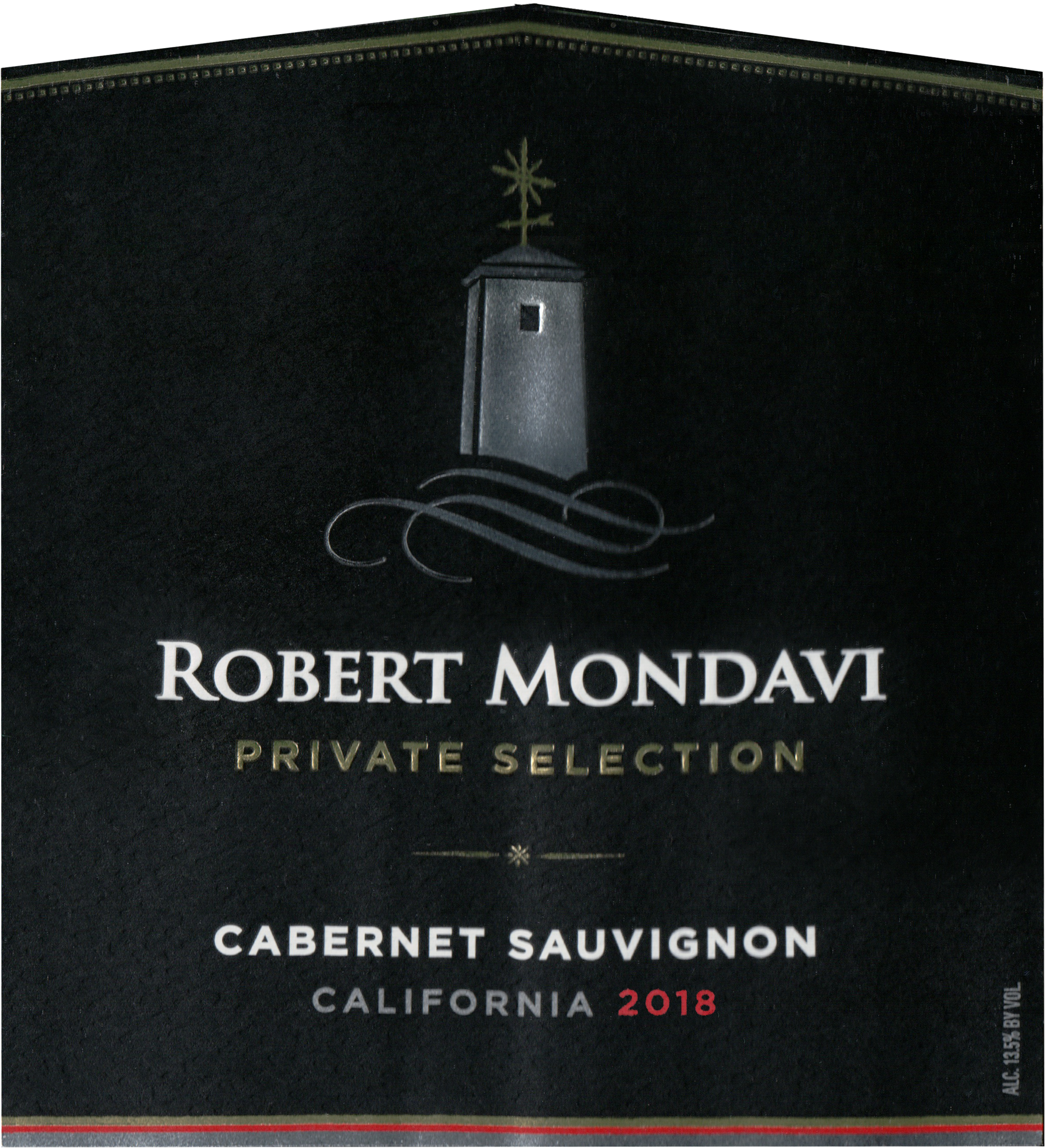 Robert Mondavi Private Selection Cabernet Sauvignon Central Coast 2018