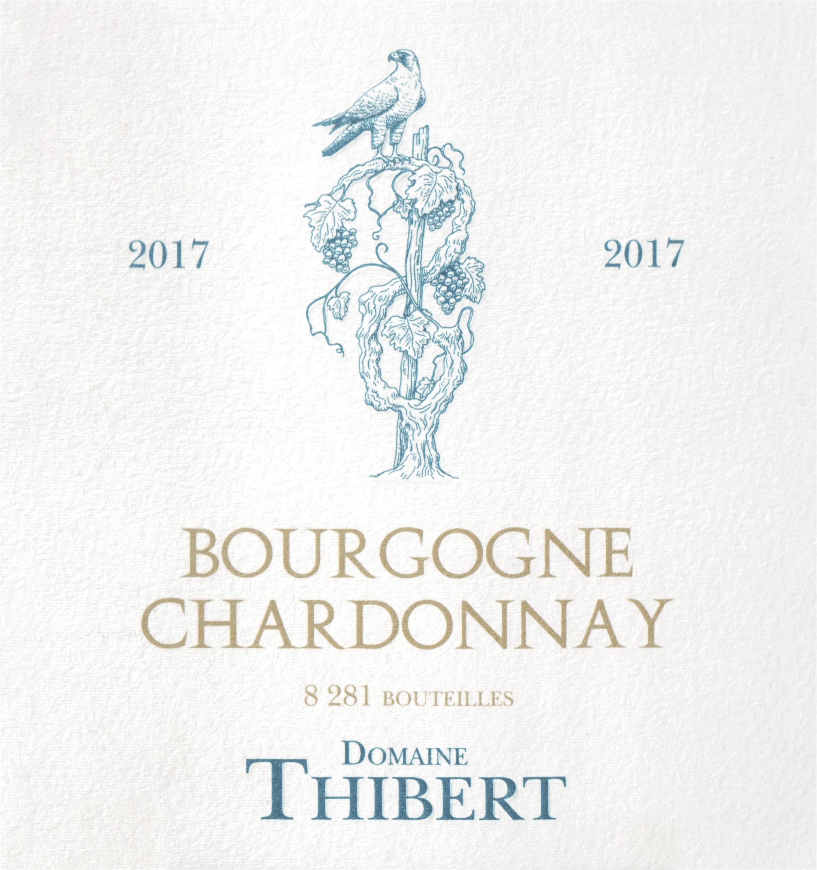 Domaine Thibert Bourgogne Blanc 2017