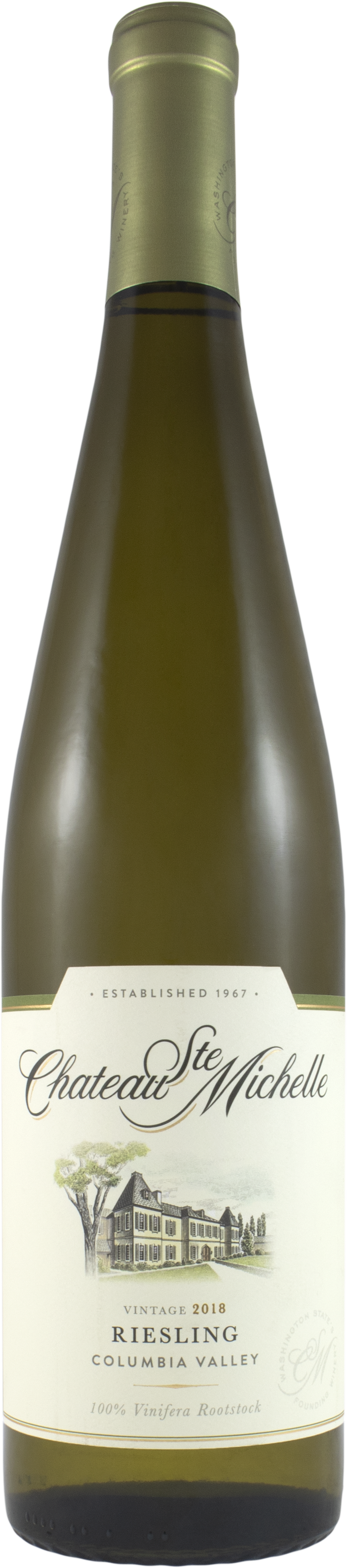 2018 Chateau St Michelle Riesling   Wine Library