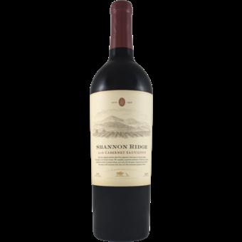 Bottle shot for 2018 Shannon Ridge High Elevation Cabernet Sauvignon