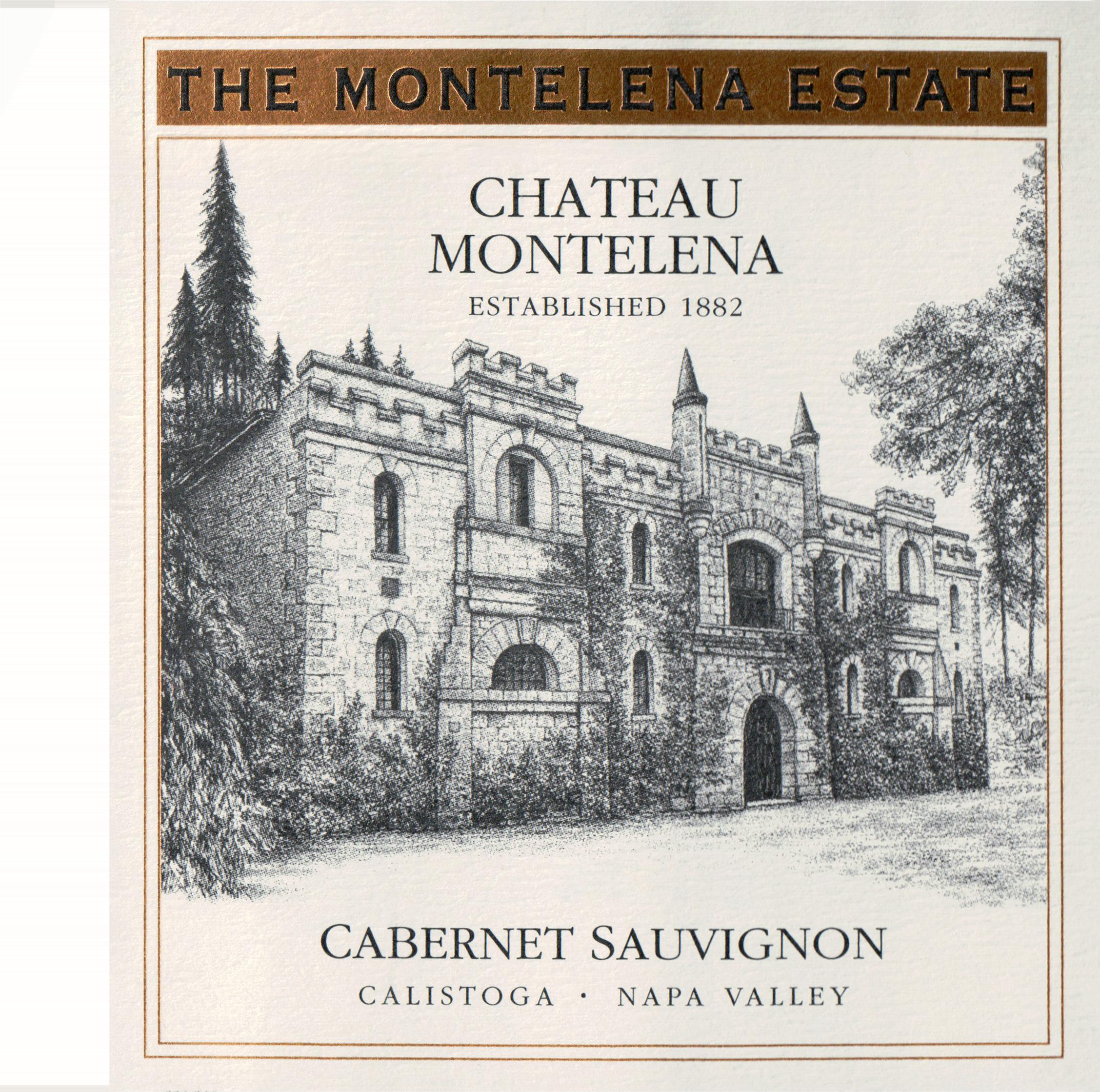 Chateau Montelena Estate Cabernet Sauvignon 2015