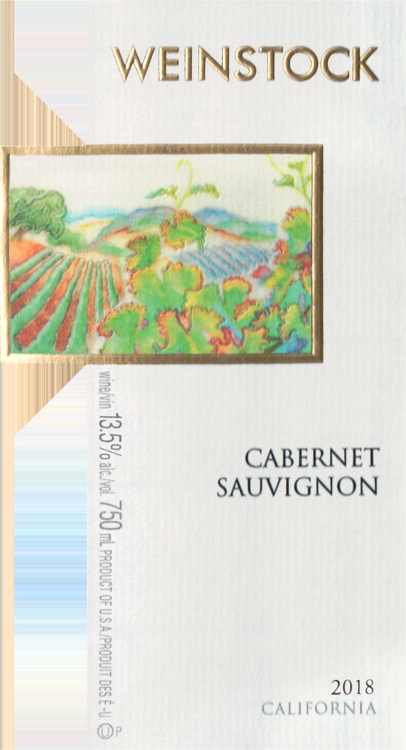 Weinstock Cabernet Sauvignon (U)P 2018