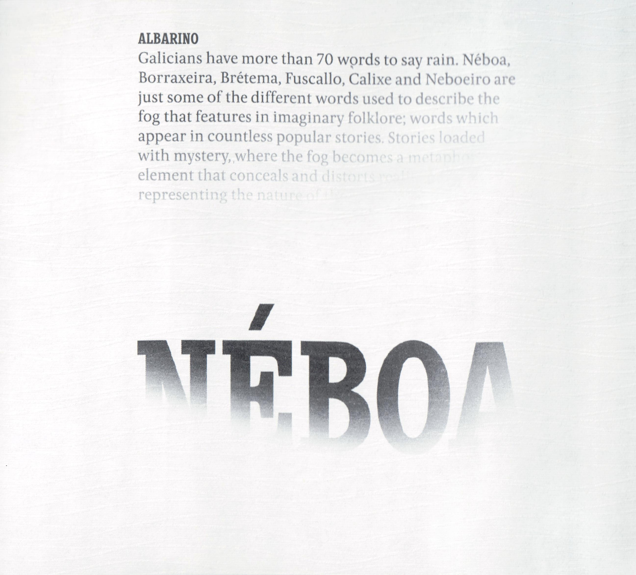 Neboa Albarino 2018