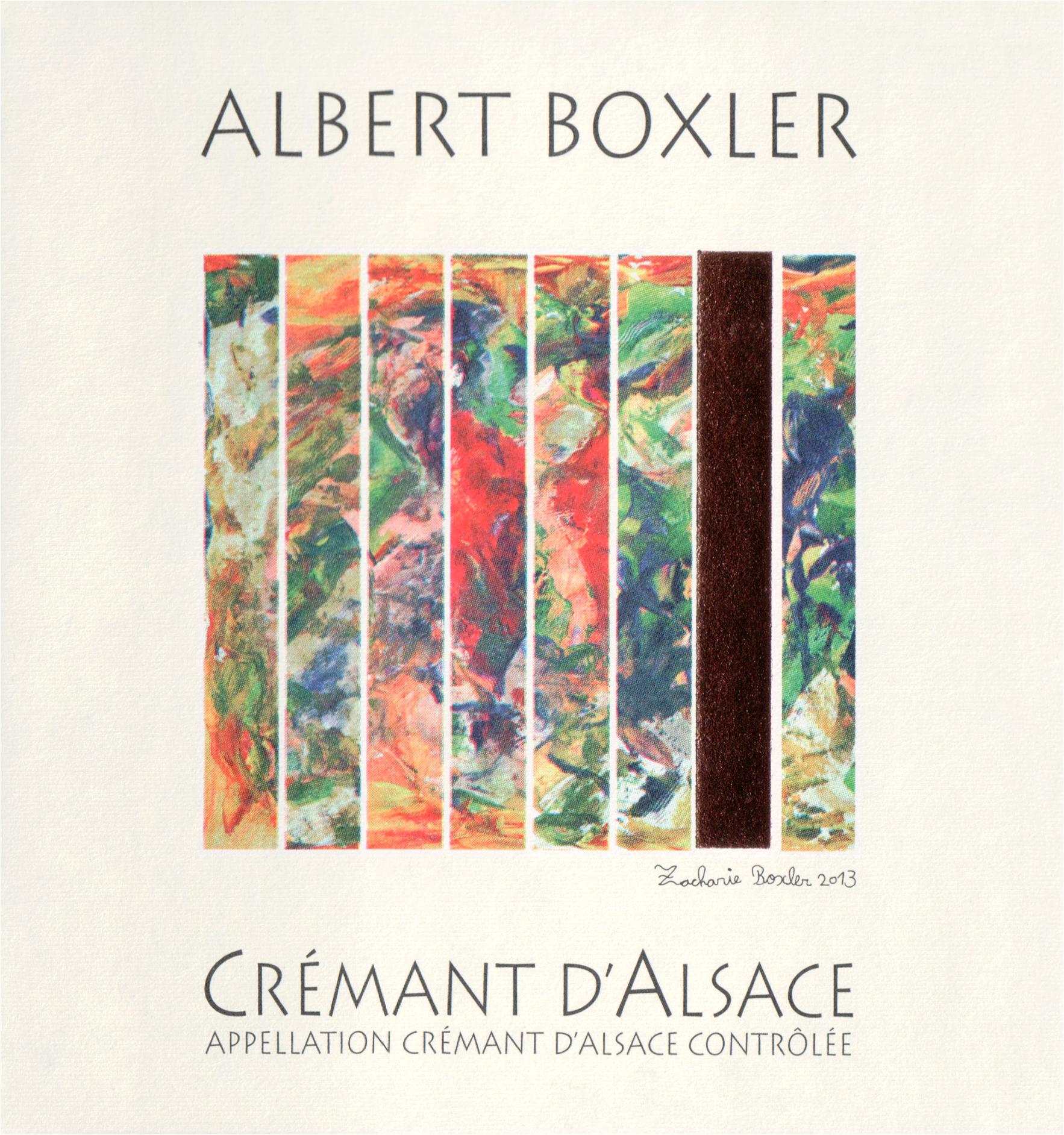 Albert Boxler Cremant D