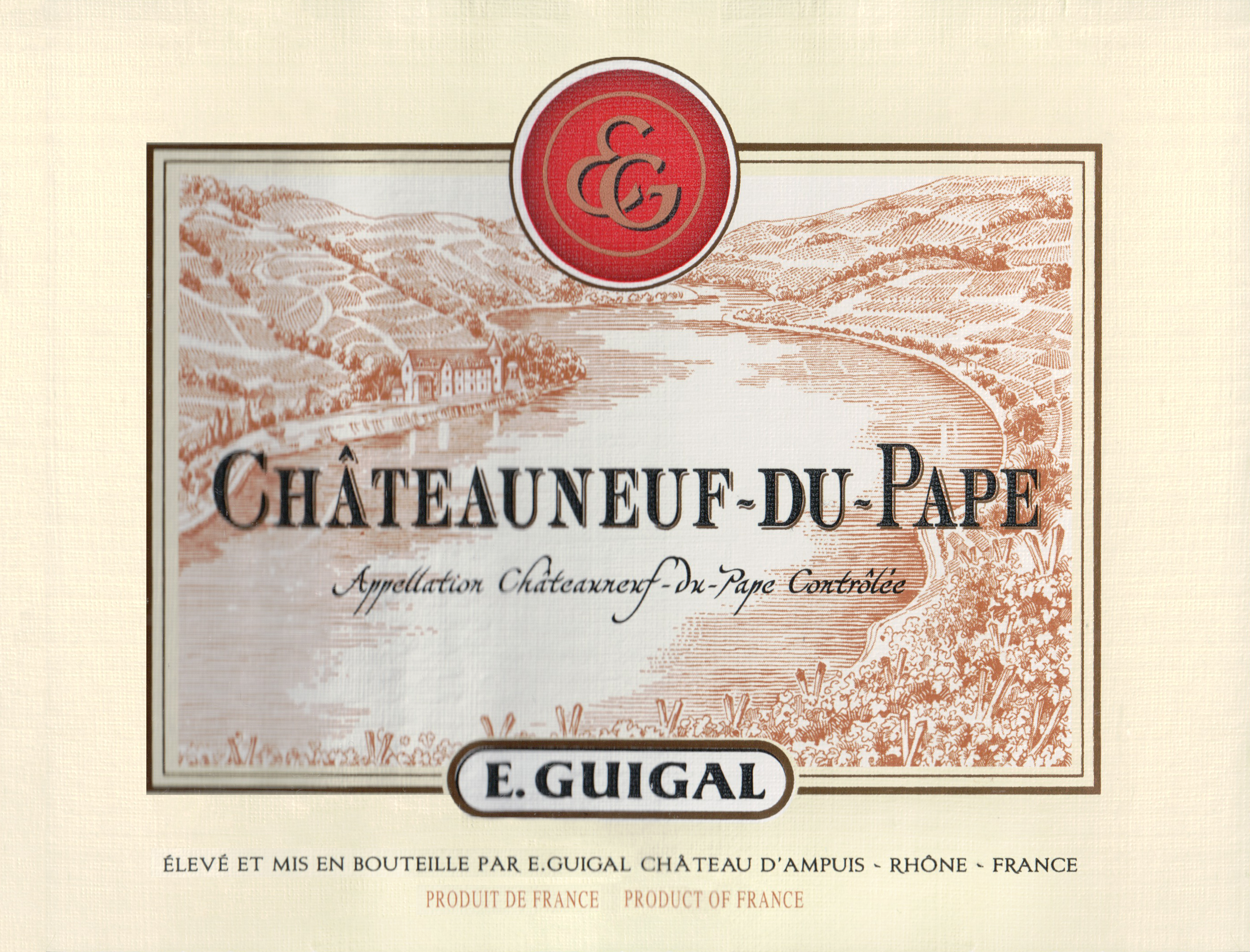Guigal Chateauneuf Du Pape Rouge 2015