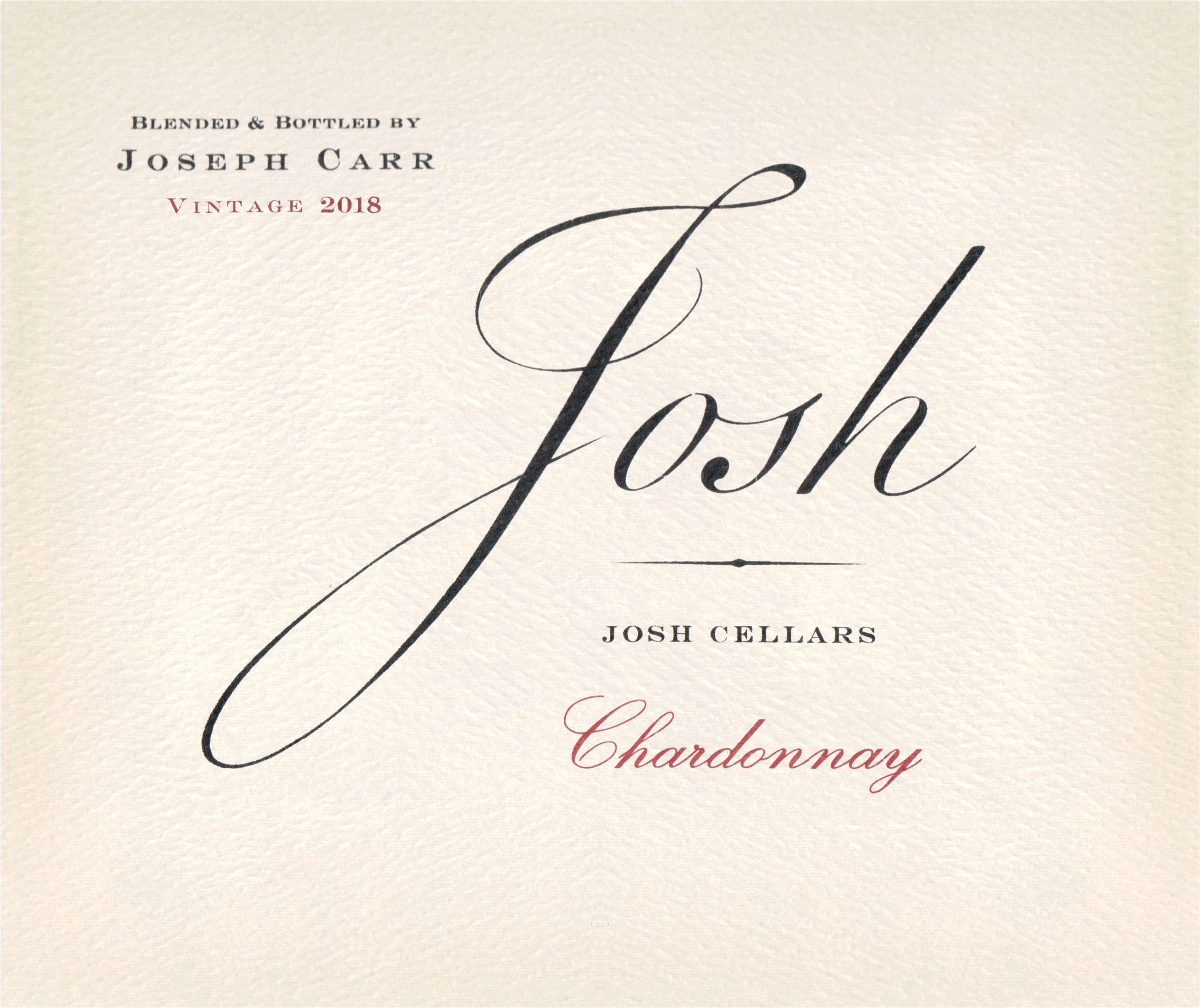 Josh Cellars Chardonnay 2018