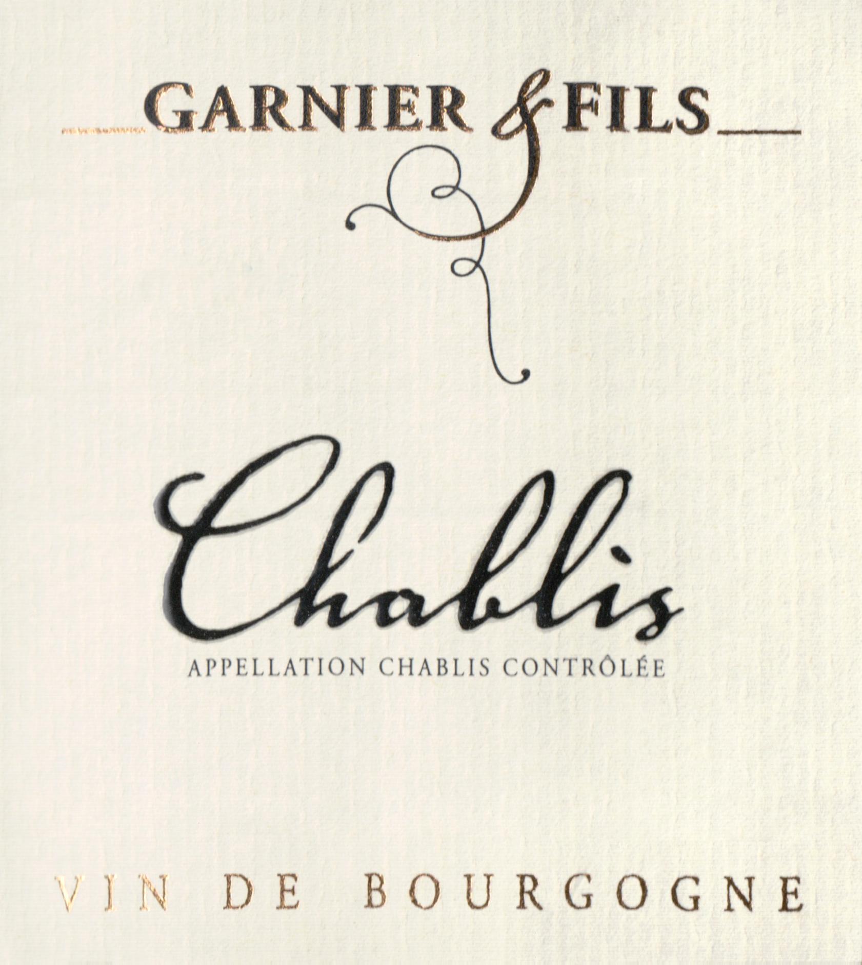 Garnier Chablis 2018