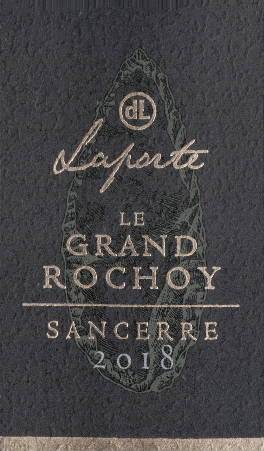 Laporte Sancerre Grand Rochoy 2018