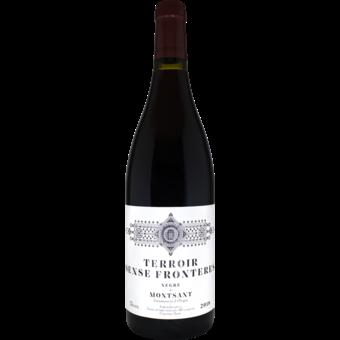 Bottle shot for 2018 Terroir Sense Fronteres Negre De Montsant