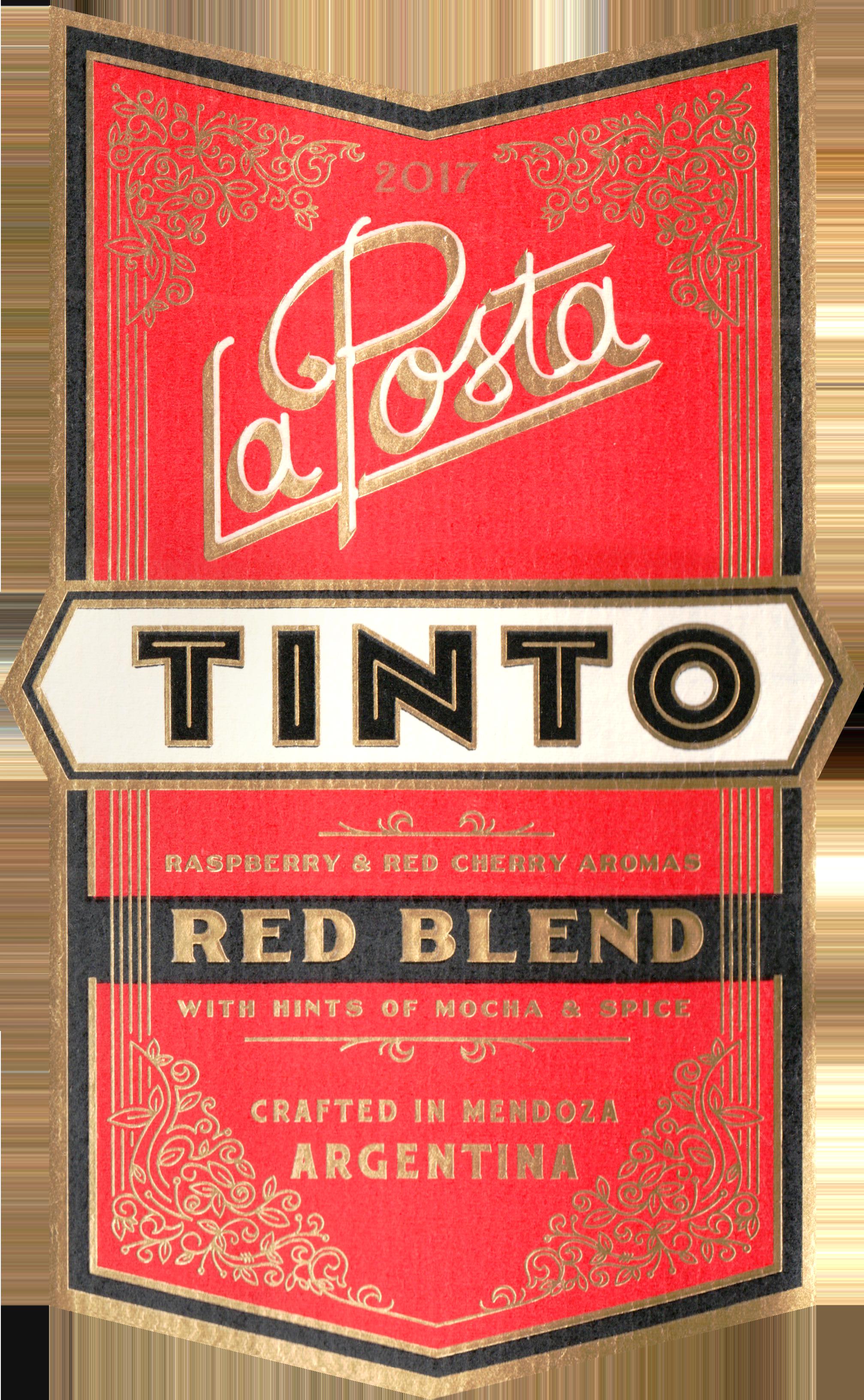 La Posta Tinto Red Blend 2017