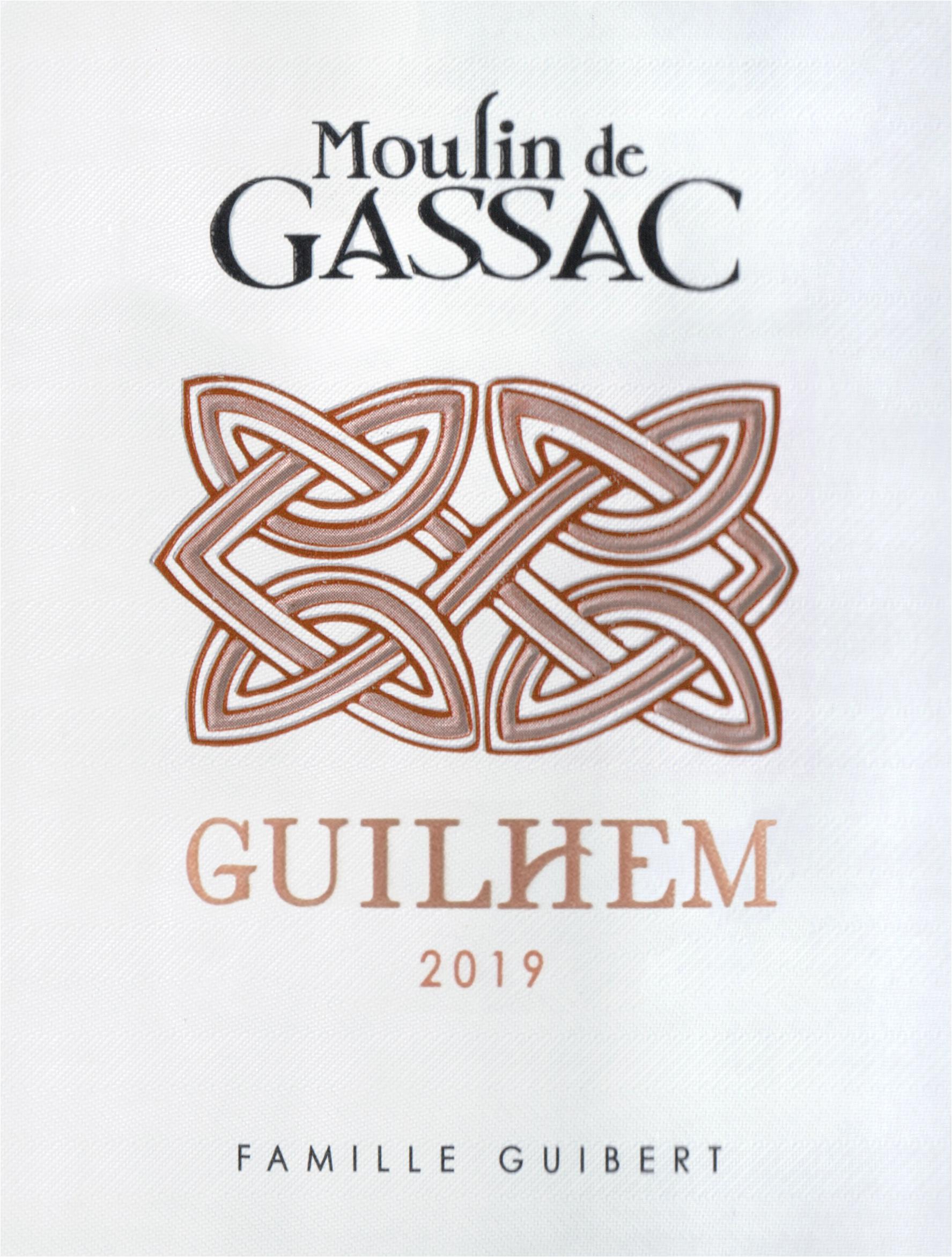 Mas De Daumas Gassac Moulin De Gassac Guilhem Rose 2019