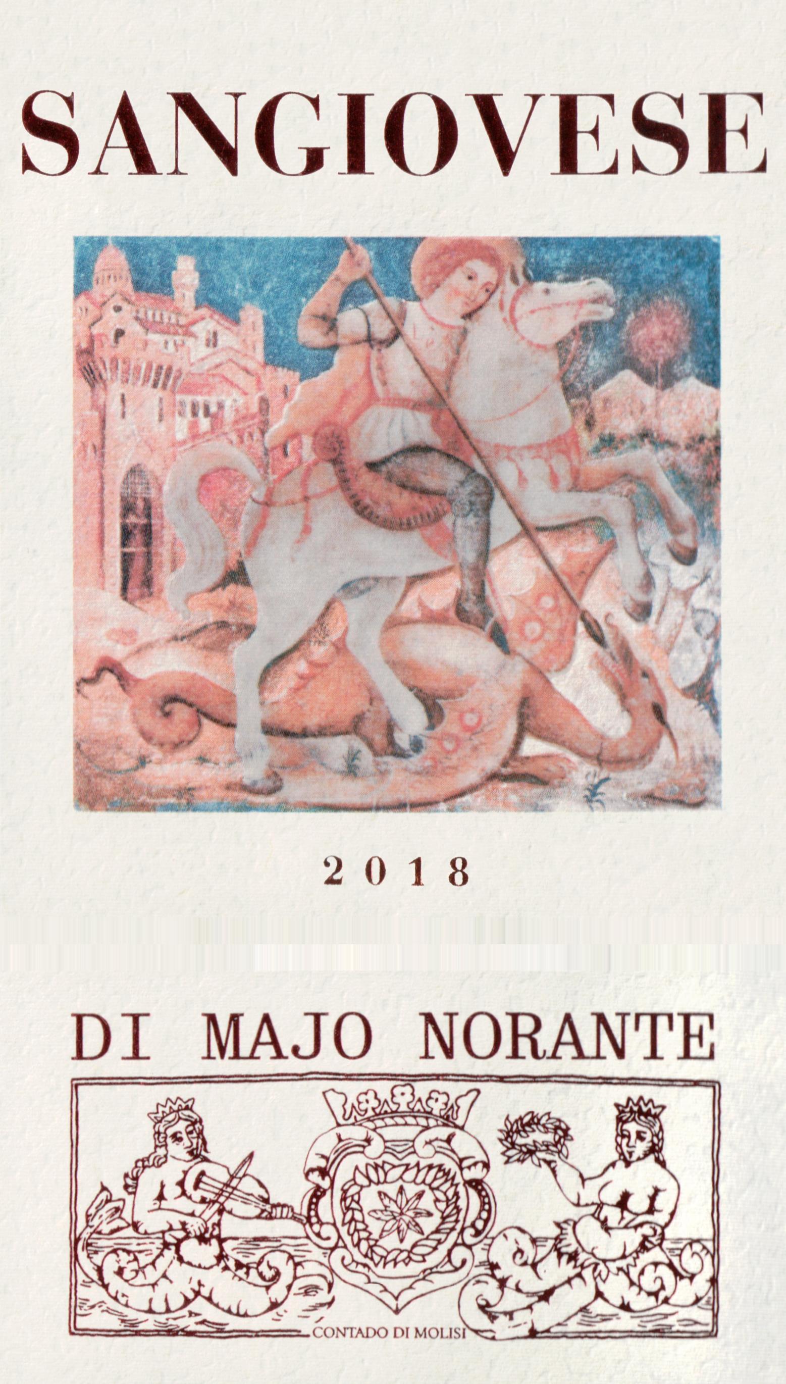 Di Majo Norante Sangiovese Igt 2018