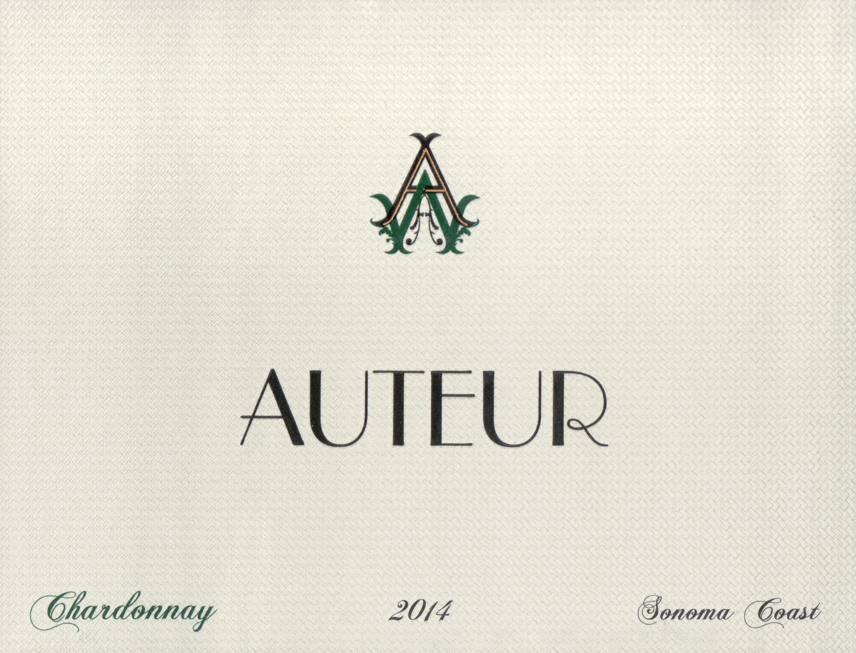 Auteur Chardonnay 2014