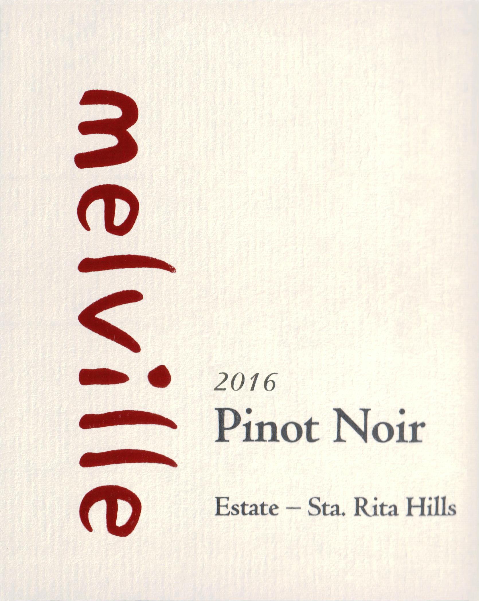 Melville Pinot Noir Estate 2016