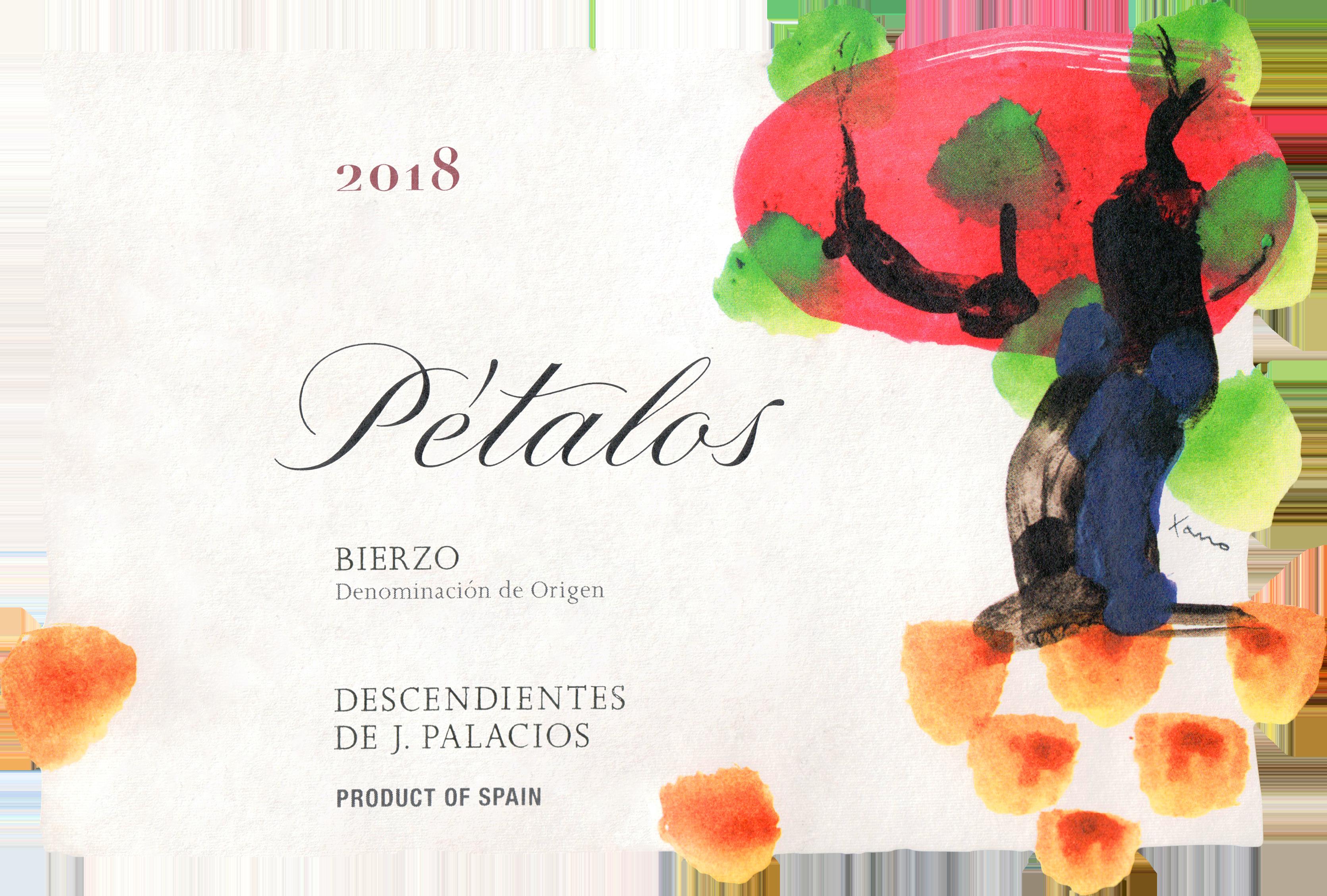 Descendientes De Jose Palacios Bierzo Petalos 2018