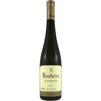 Bottle shot for 2019 Quinta De Soalheiro Alvarinho
