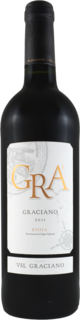 Bottle shot for 2011 Vsl Graciano Rioja