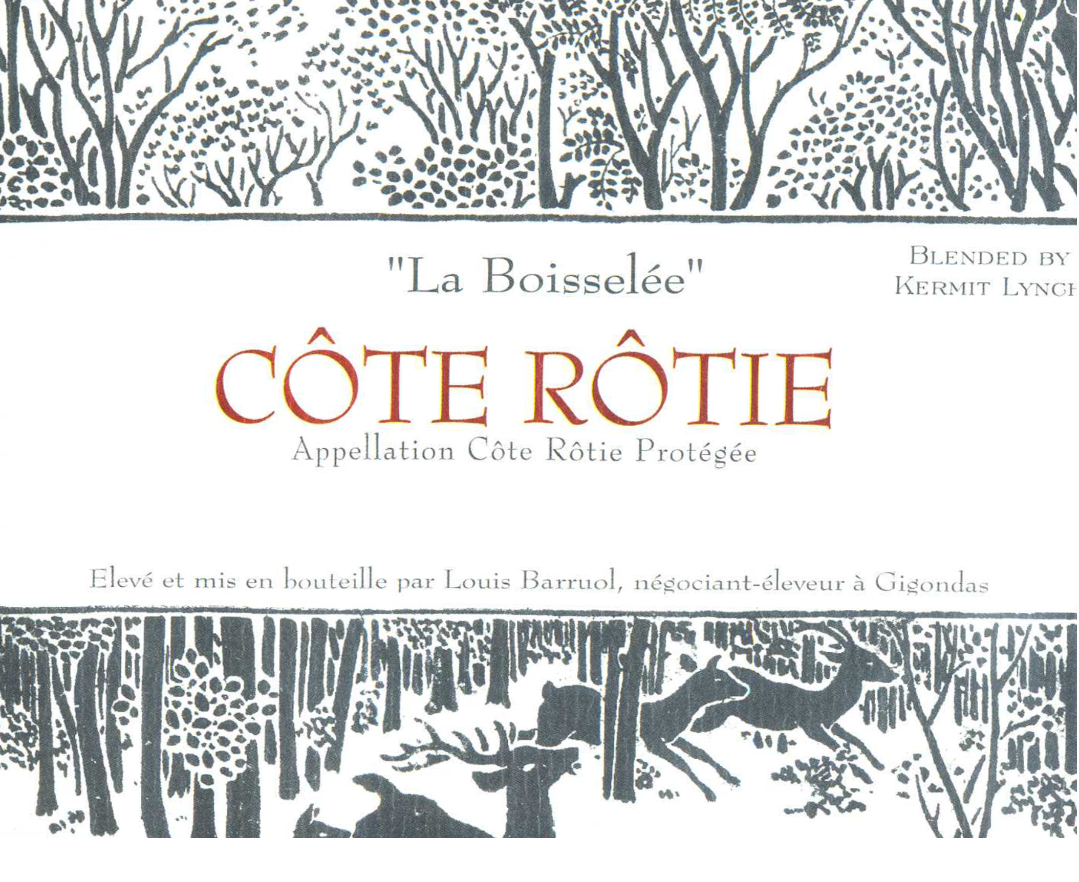 Louis Barruol Cote Rotie