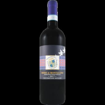 Bottle shot for 2017 Donatella Cinelli Colombini Rosso Di Montalcino