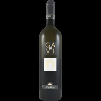 Bottle shot for 2018 Ca Bianca Gavi