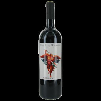 Bottle shot for 2015 Valdicava Brunello Di Montalcino