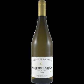 Bottle shot for 2018 Domaine De L'ermitage Blanc Menetou Salon
