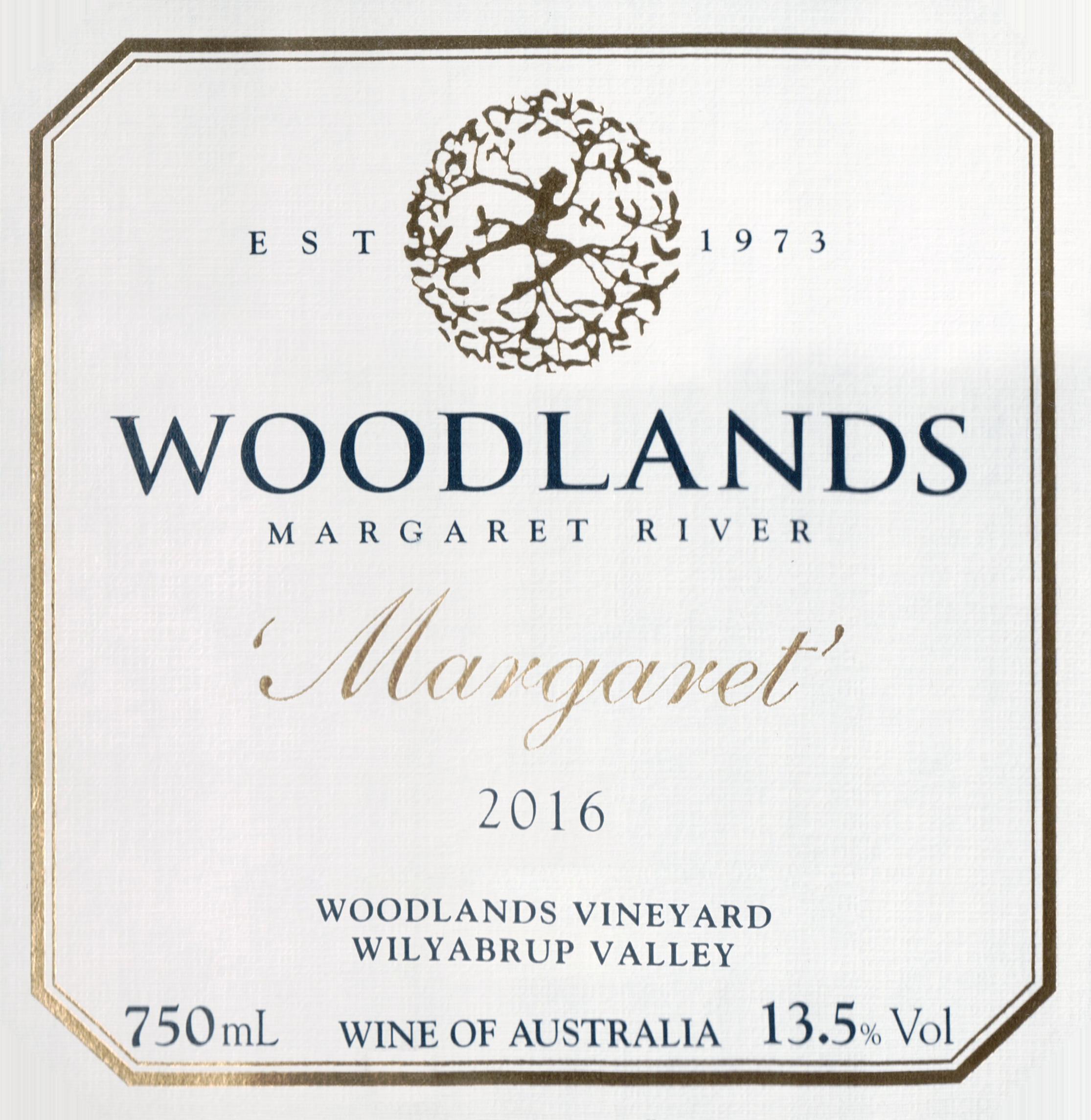 """""""Woodlands """"""""Margaret"""