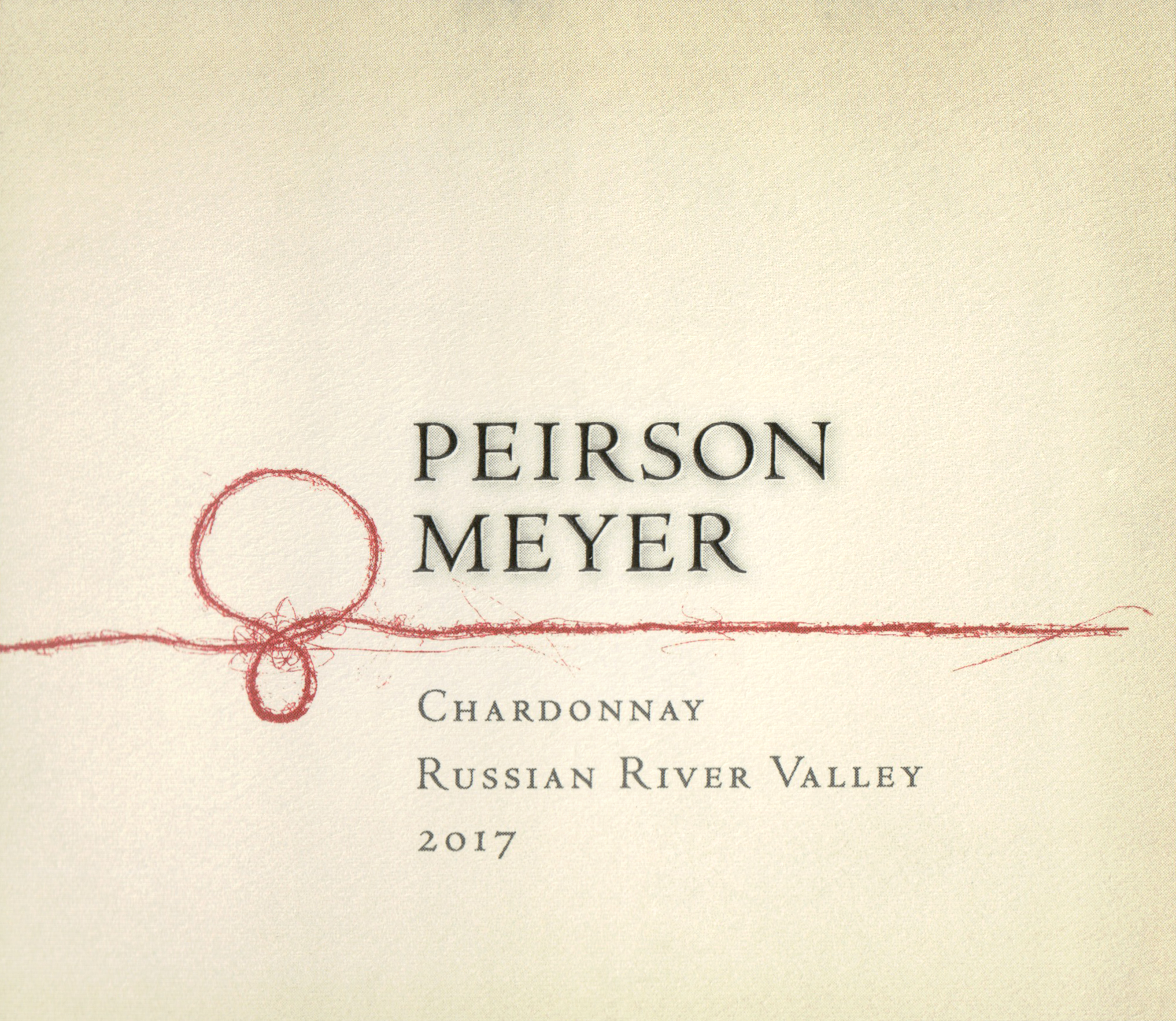 Peirson Meyer Russian River Valley Chardonnay 2017