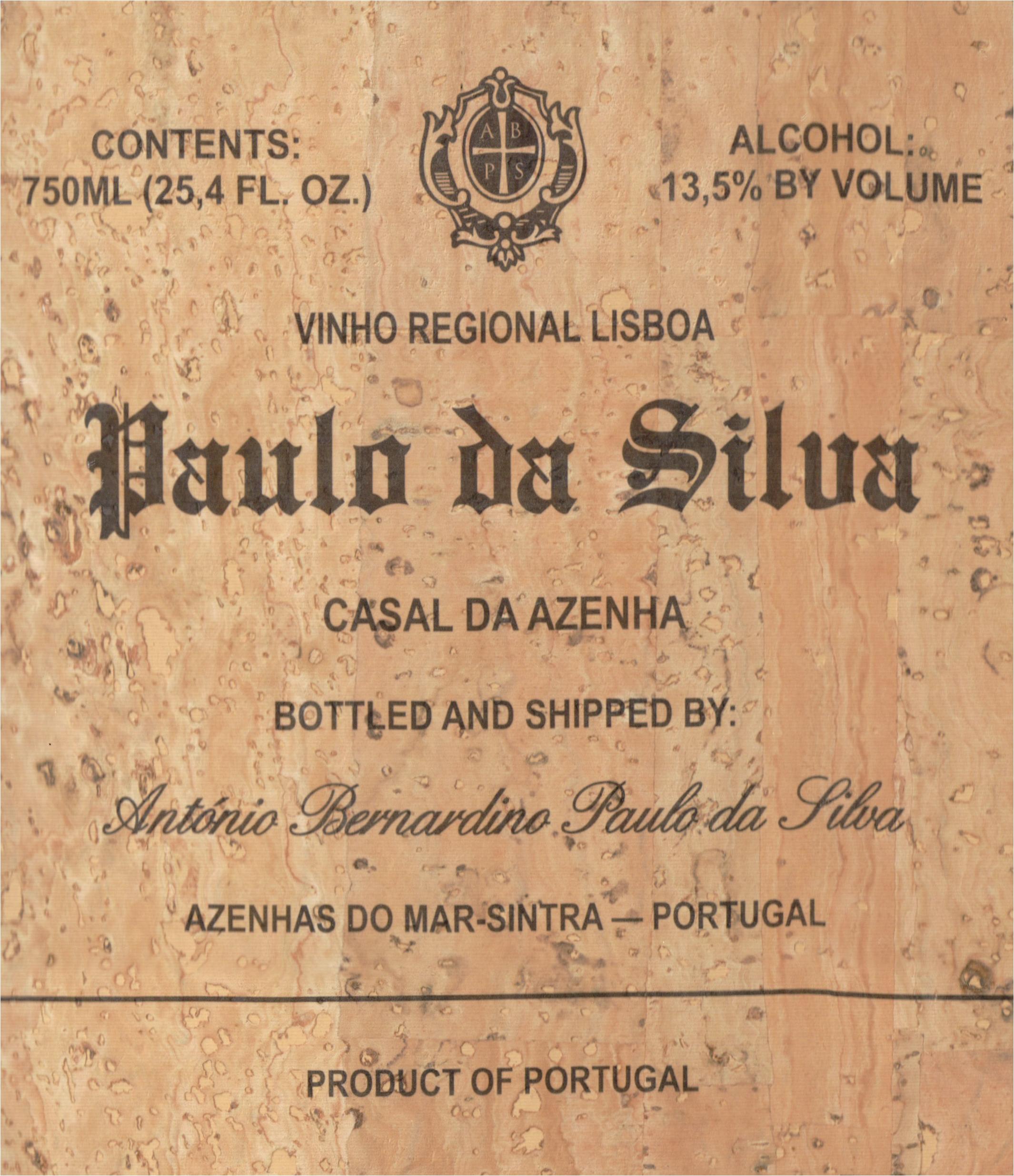 Paulo Da Silva Casal Da Azenha 2015
