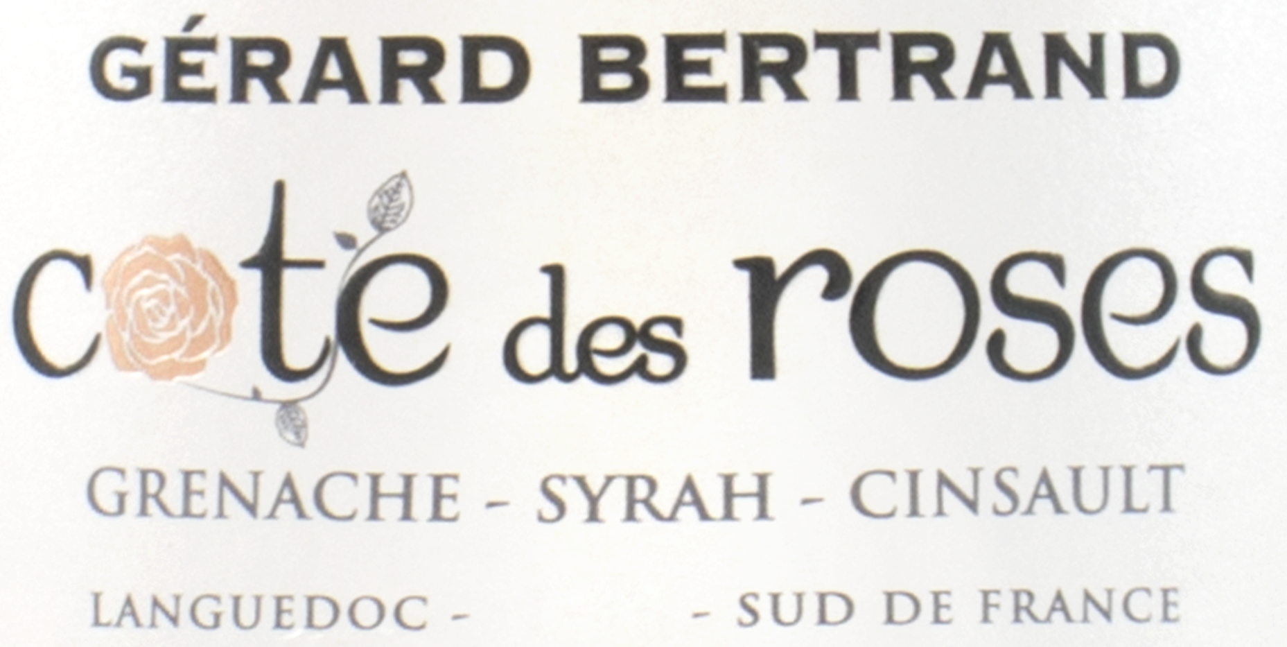 Gerard Bertrand Cote Des Roses Rose 2019