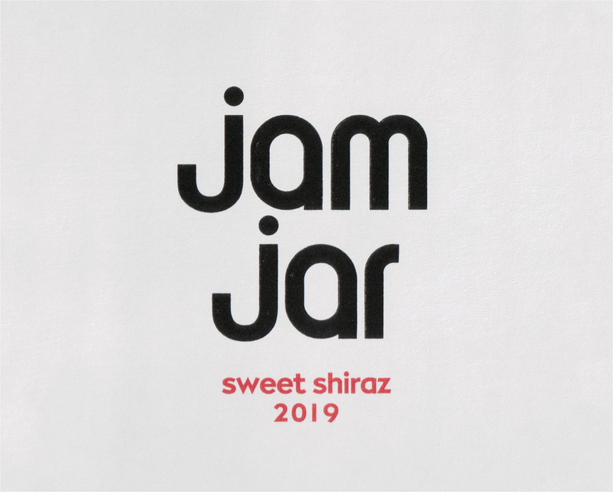 Jam Jar Sweet Shiraz 2019