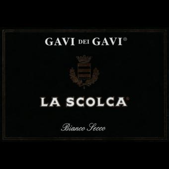 Label shot for 2019 La Scolca Gavi Di Gavi Black Label