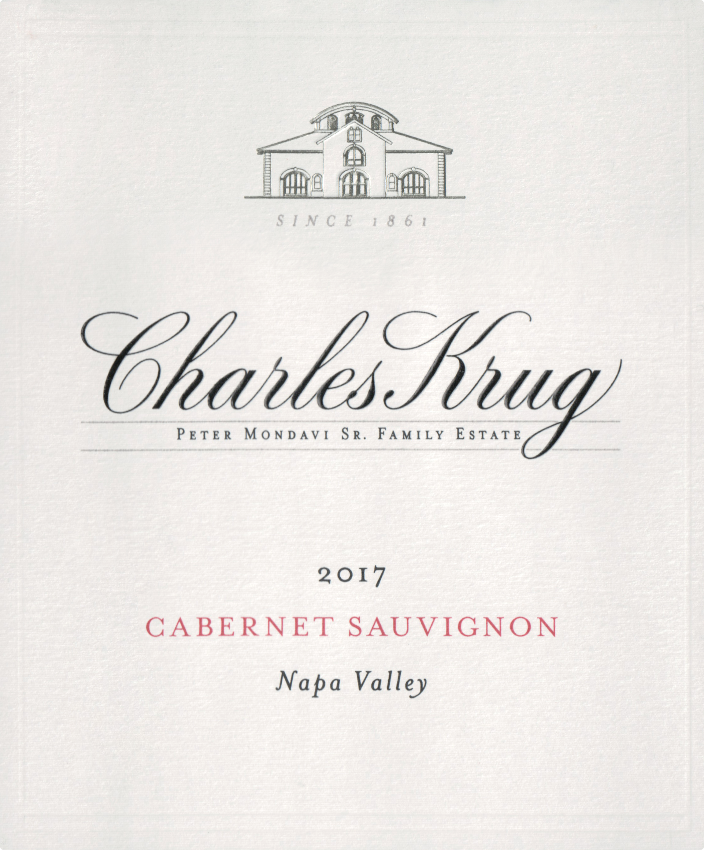 Charles Krug Cabernet Sauvignon 2017