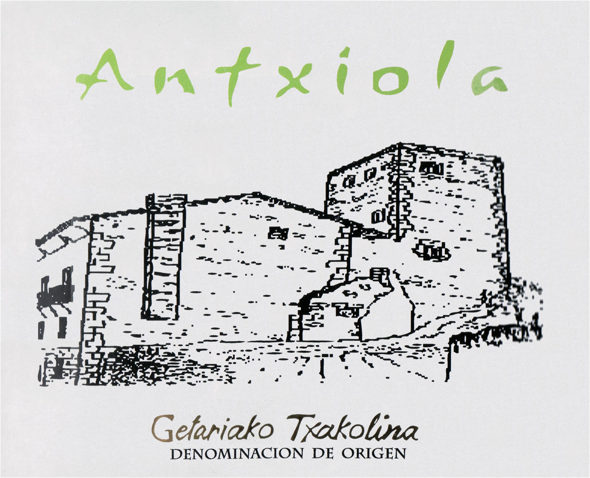 Antxiola Getariako Txakolina 2019