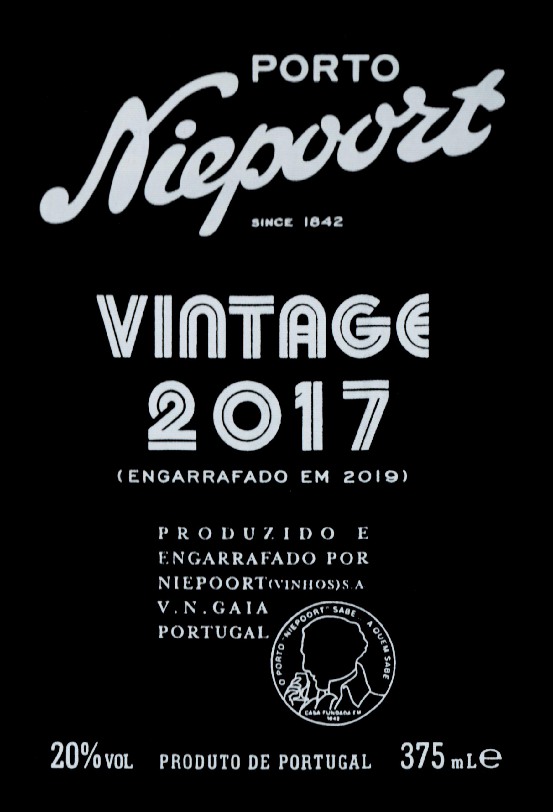Niepoort Vintage Port 2017