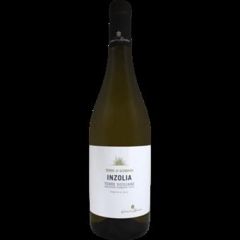 Bottle shot for 2018 Caruso & Minini Inzolia