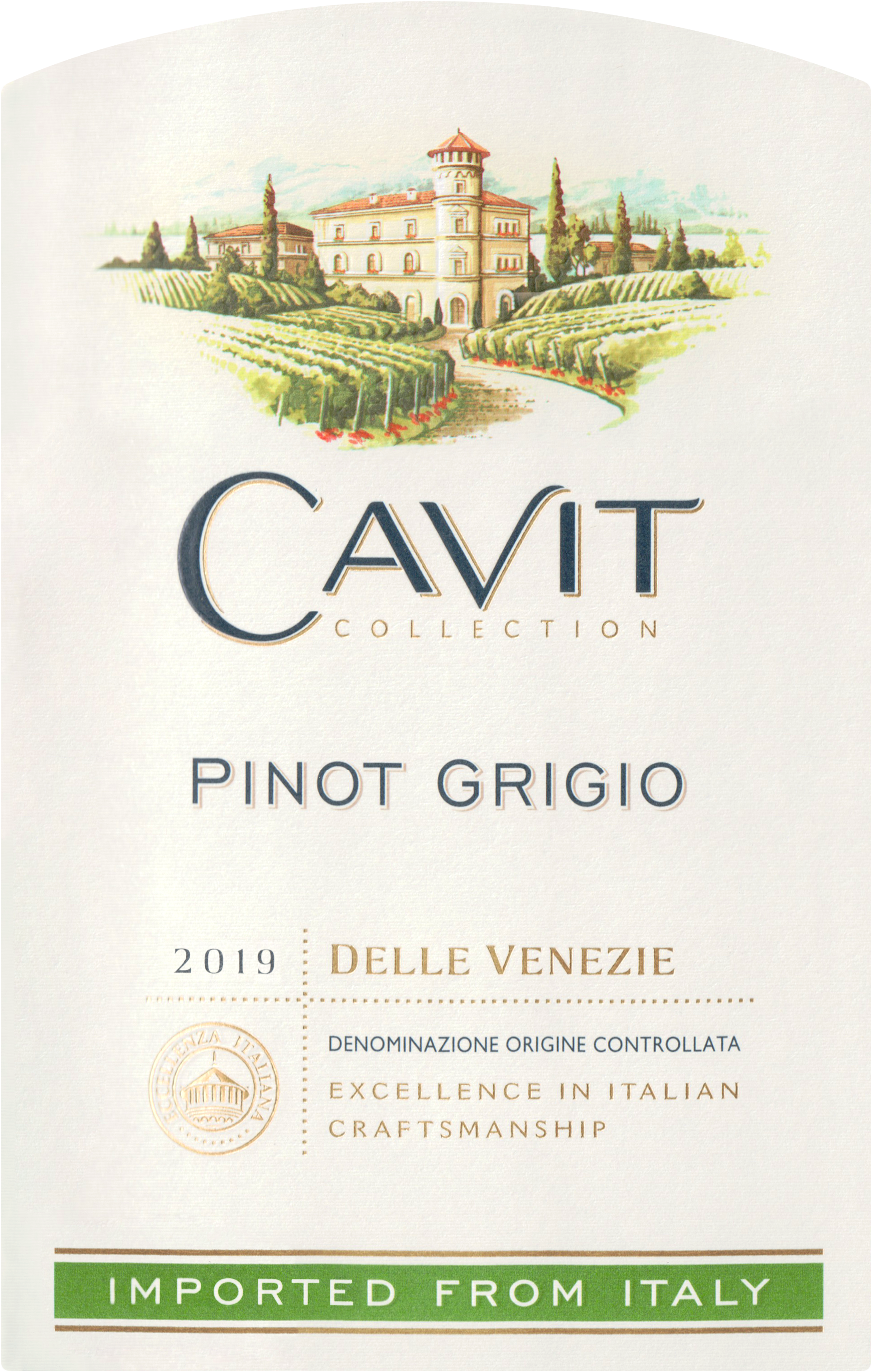 Cavit Pinot Grigio 2019