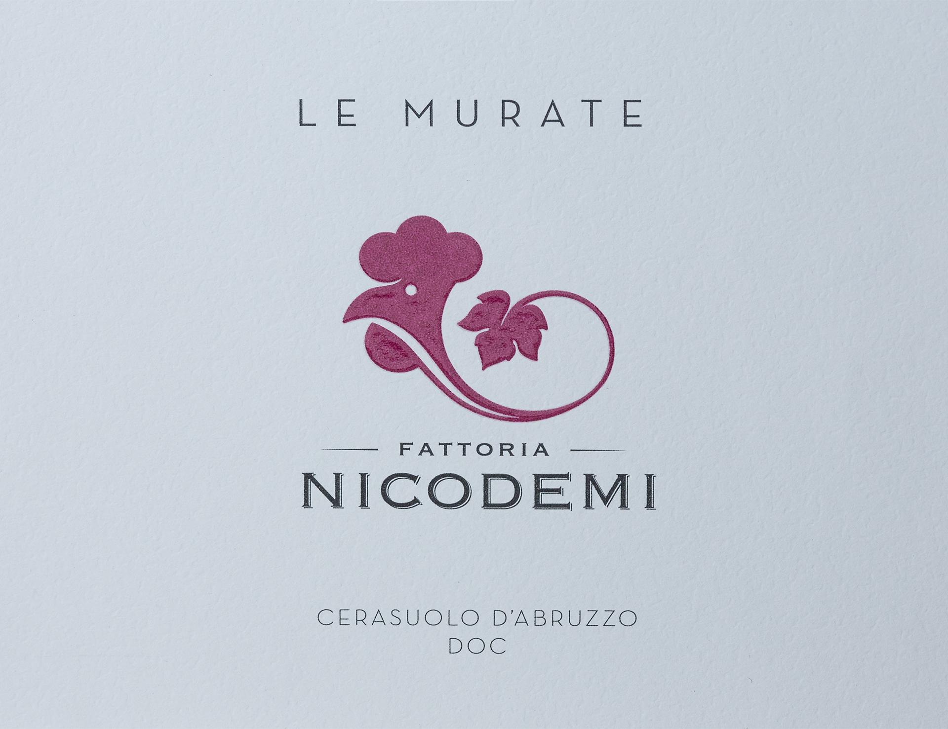 Nicodemi Le Murate Rose Cerasuolo 2018